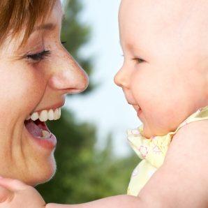 Zahnpflege Kleinkinder Tegel